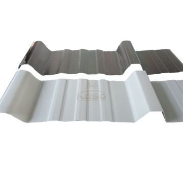 Corrugated Greenhouse Polycarbonate Roofing Sheet Plastic
