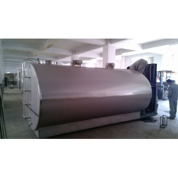 stainless steel cooling storage tank/ milk cooling equipment