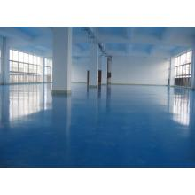 Dust - proof epoxy coating for concrete floor