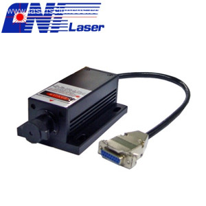 660nm  red Q-switched pulse laser