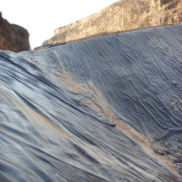 2.0mm/80mils landfill liners HDPE geomembrane