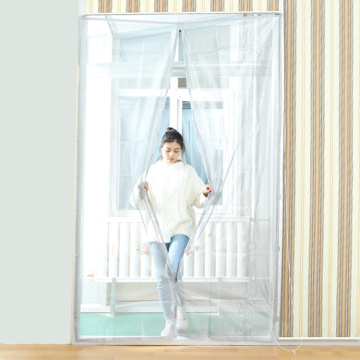 Magnetic Anti Mosquito Bug Screen Doors Curtain
