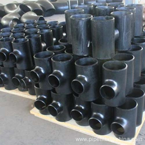 Carbon steel reducing tee