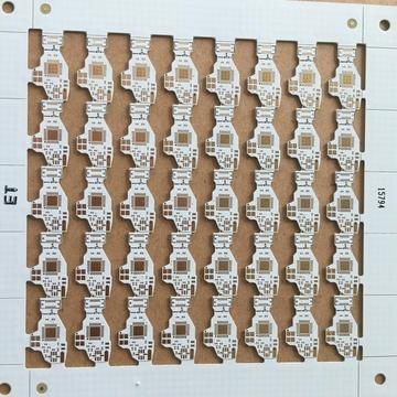 metal core pcb led