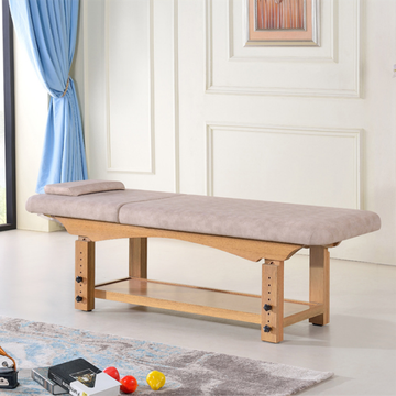 Beauty salon wooden massage bed M833