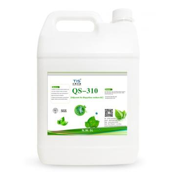 Organosilicon Additive Agricultural Spray Adjuvant QS-310