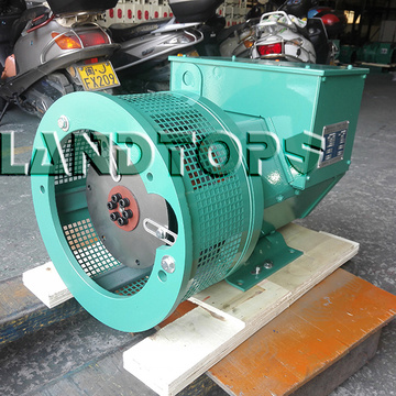 30KW Copy Stamford Brushless Type Single Bearing Alternator
