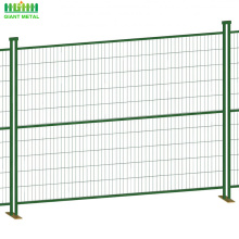 Canada market construction temporary panel fencing