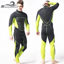 high quality OEM neoprene fabric wetsuit