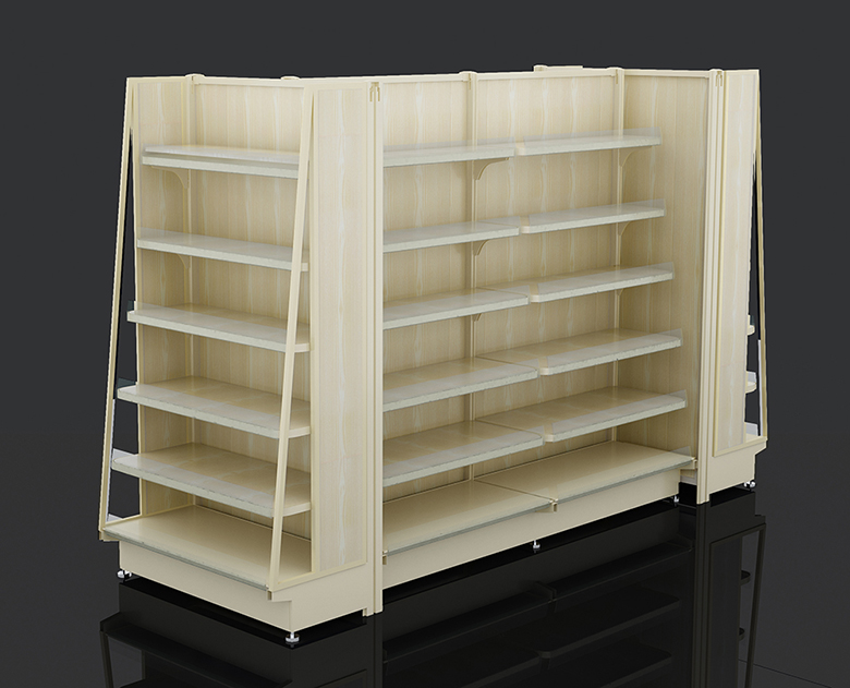 display shelving units