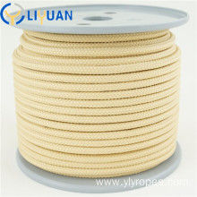High tenacity kevlar rope