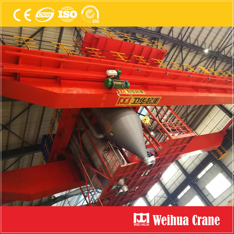 Anode Carbon Roasting Furnace Crane