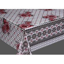 New Delivery for 3D Embossed Printed Table Cover 3D Printed Tablecloth with Embossed export to Indonesia Supplier