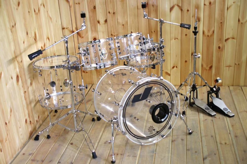 5 Pieces  Drum Kit Of Acrylic