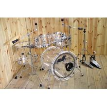 Best Quality for Jazz Drums 5 Pieces  Drum Kit Of Acrylic supply to St. Helena Factories