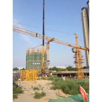 4t High Quality Low Price Self-elevating Tower Crane