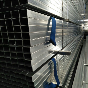 Square Steel Tube Gi pipe Class B Specification