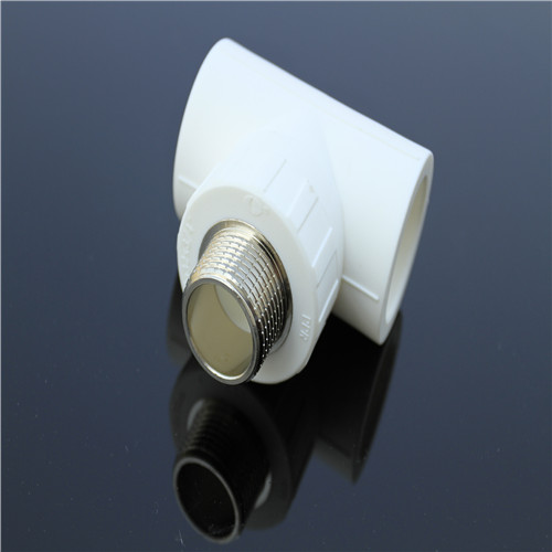 Hot and Cold Water PPR Pipes Fittings