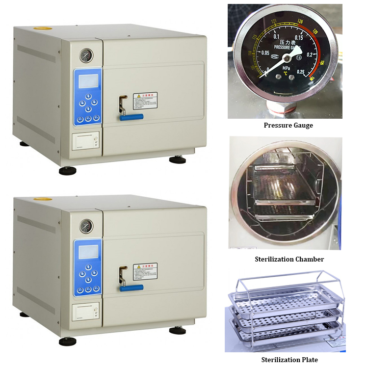 tabletop steam sterilizer