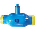 Carbon steel manual ball valves