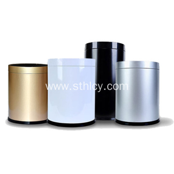 High Quality Electronic Sensor Stainless Steel Garbage Can