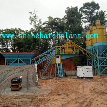 50 New Mobile Concrete Batch Plant