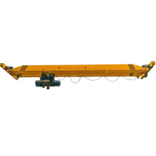 Workshop Use 5ton Single Girder Bridge Crane
