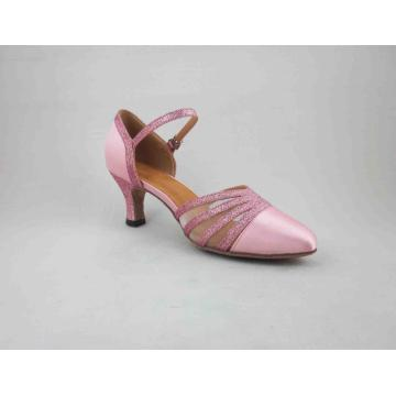 Pink ballroom shoes online