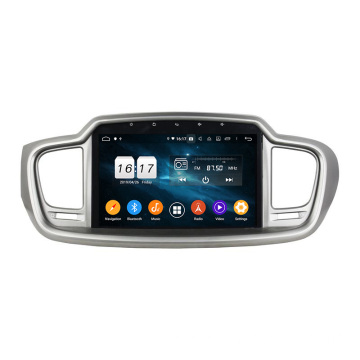 Sorento 2016 avtomobil multimedia android 9.0