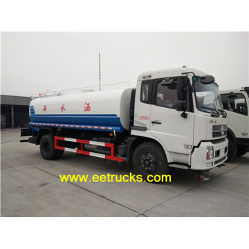 Dongfeng 9000L Water Tank Vehicles