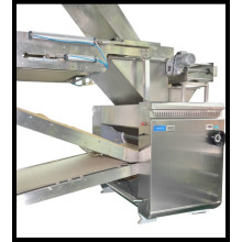 biscuit dough Three-roll sheeter