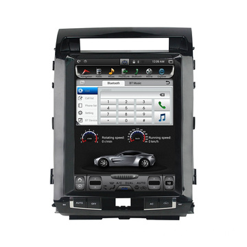 Fashion trend in dash car radio Land Cruiser