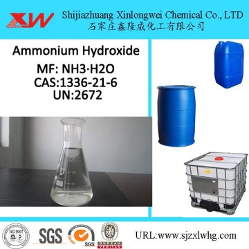 Ammonium Hydroxide Prices For Industrial (NH3*H2O)