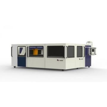 Low Power Consumption Enclosed Laser Cutting Machine