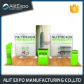 Recyclable brand new modular customized display booth
