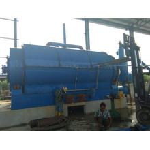 Low Cost for Tyre Pyrolysis Equipment high oil yeild waste tyre pyrolysis machine export to Martinique Manufacturers