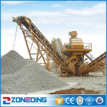 Mining Use Factory Price Mobile Portable Belt Conveyor