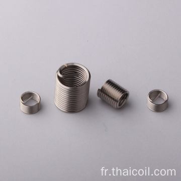 Filets de réparation de filetage 16mm pour M16x 2.0