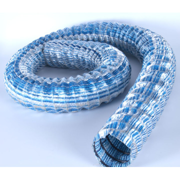 Permeable Soft Water Pipe With Iron Wire