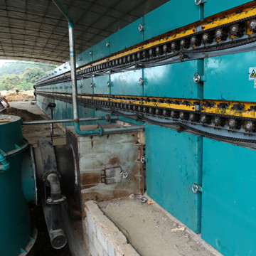 Waste Wood Biomass Molding Veneer Dryer Machine
