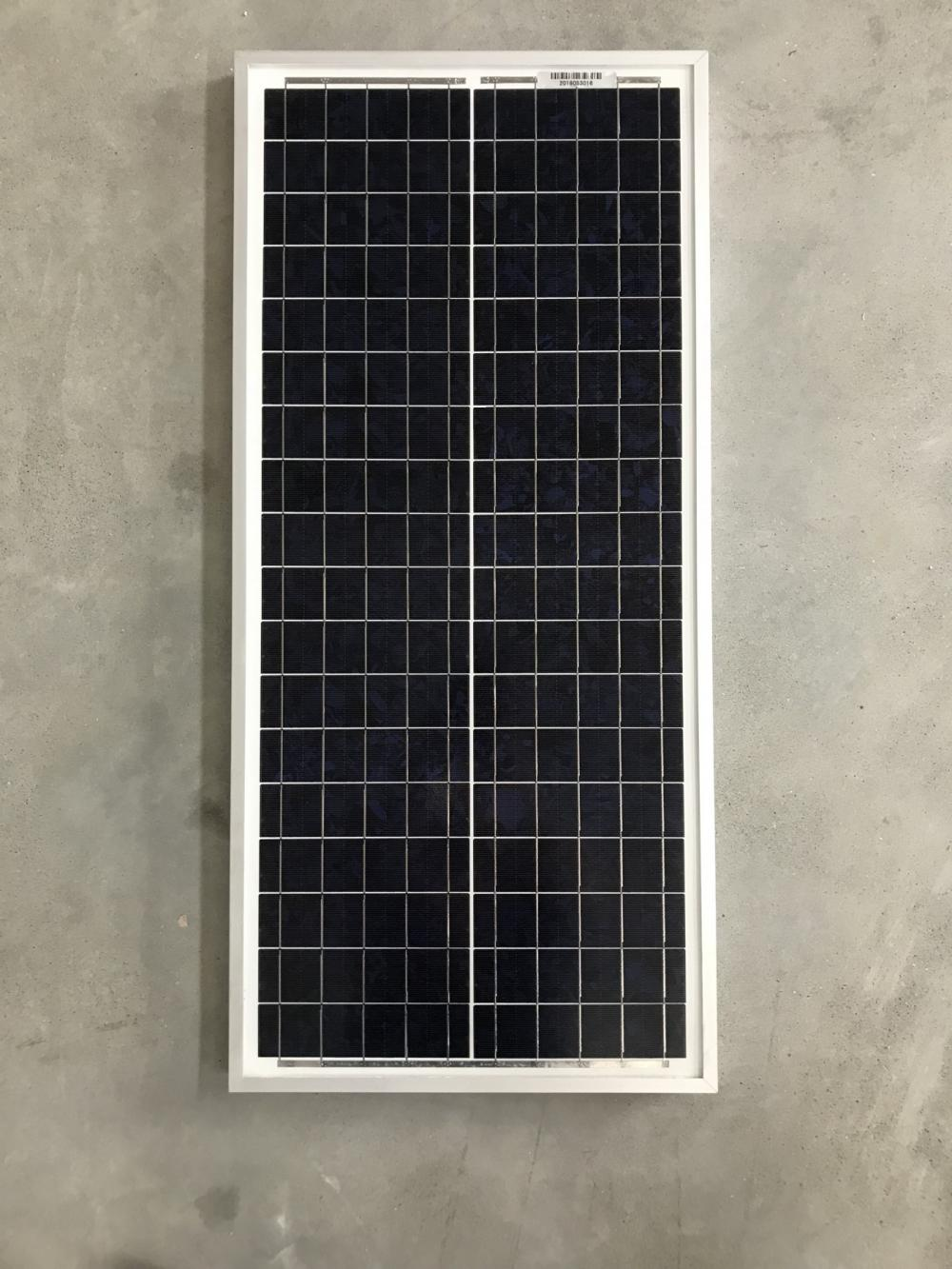 High Efficiency 40w Poly Solar Panel