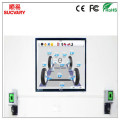 3D Wheel Alignment on Wall