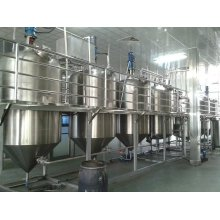 Top for Cooking Oil Refinery Machine vegetable oil refinery plant export to Netherlands Manufacturer