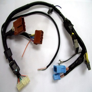 curt wiring harness installation