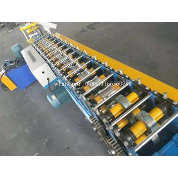 Steel Rolling Shutter Door Roll Forming Machine