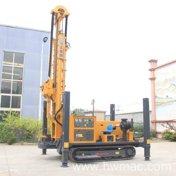 500M Borehole Water Well Drilling Rig Machine