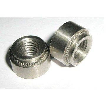 PEM Stainless Steel Hex Self-locking Nut