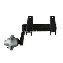 Torsion Half Axle For Trailer Assembly