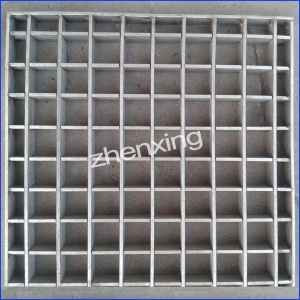 Hot Dipped Galvanized Steel Grille Walkway