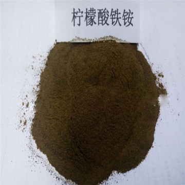 Ammonium Ferric Citrate With Cas 1185-57-5